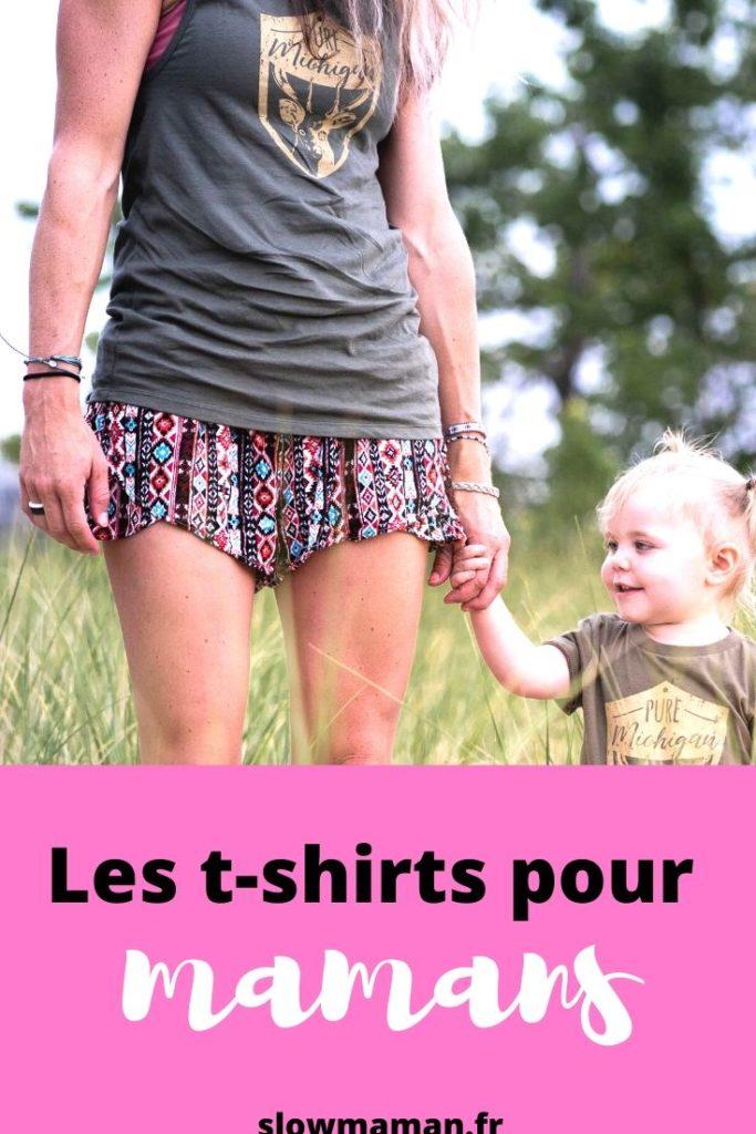 Les tshirts pour mamans - Pinterest