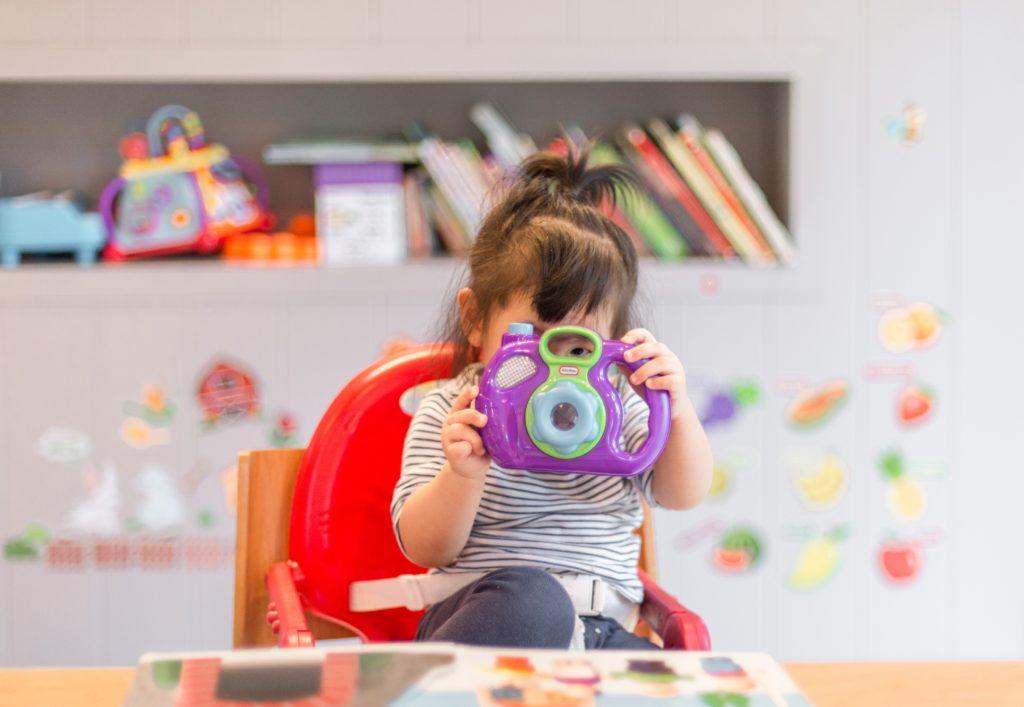idées cadeaux jouets d'imitation bébé de 2 ans