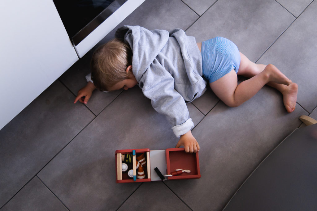 Bébé en couches lavables hamac enfilables 10