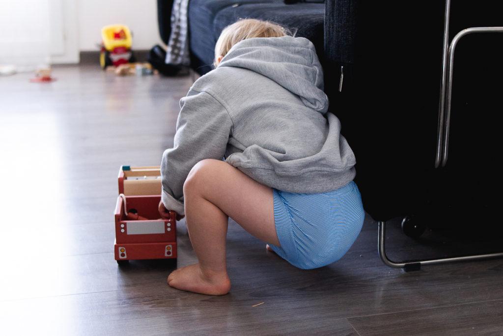 Bébé en couches lavables hamac enfilables 9