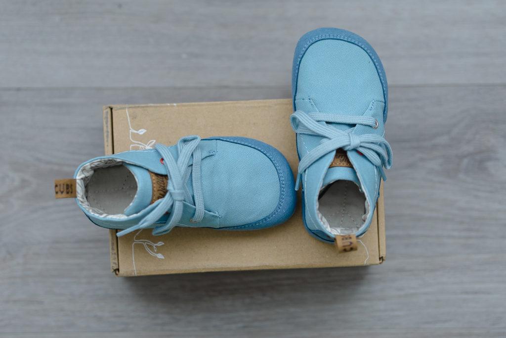 Chaussures souples barefoot pour bébé Wildling Shoes unboxing