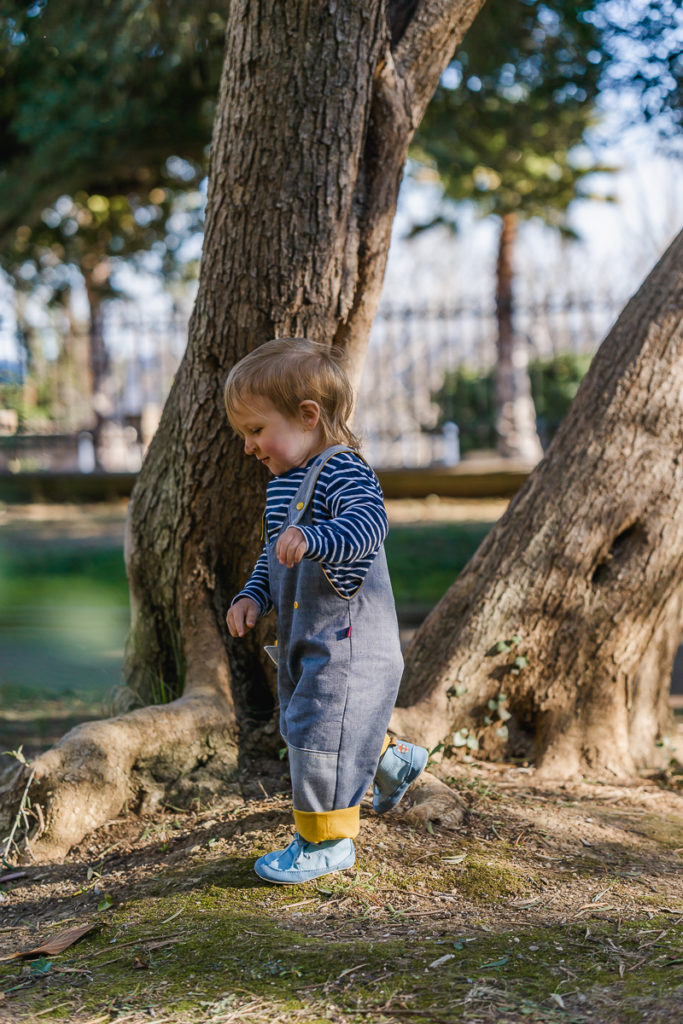 Chaussures souples barefoot pour bébé Wildling Shoes minimalistes