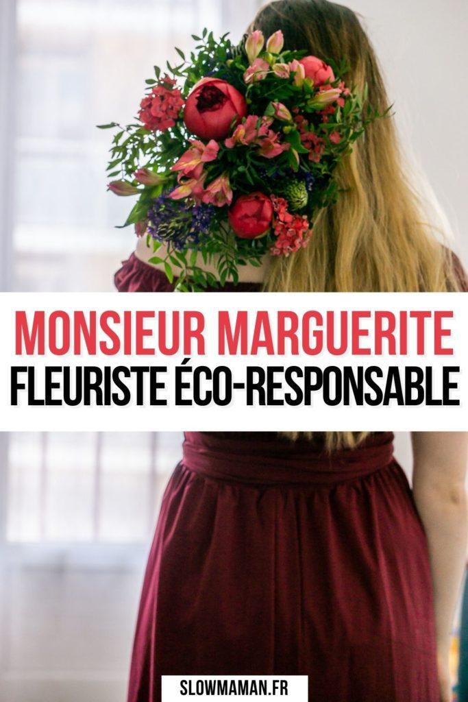Monsieur Marguerite Fleuriste écoresponsable