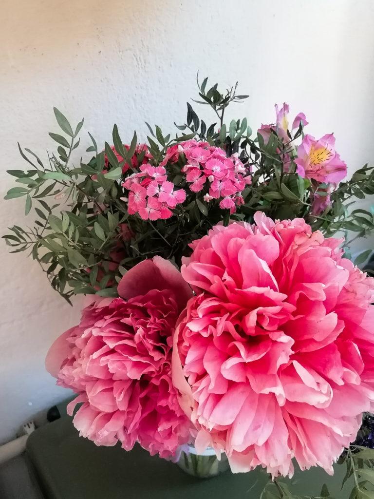 Monsieur Marguerite avis bouquet une semaine