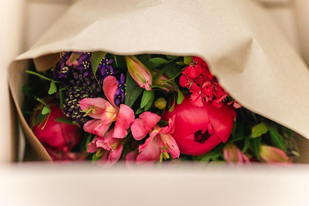 Monsieur Marguerite livraison de fleurs de saison