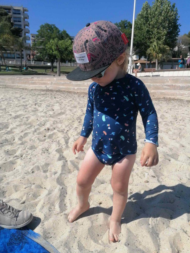 Journée type 2 ans sortie à la plage