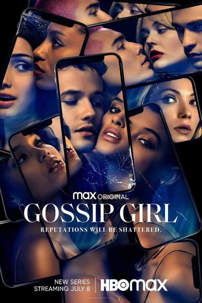 le reboot de la série gossip girl