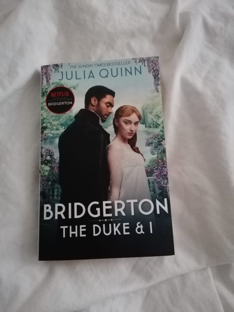lecture bridgerton the duke and i avis