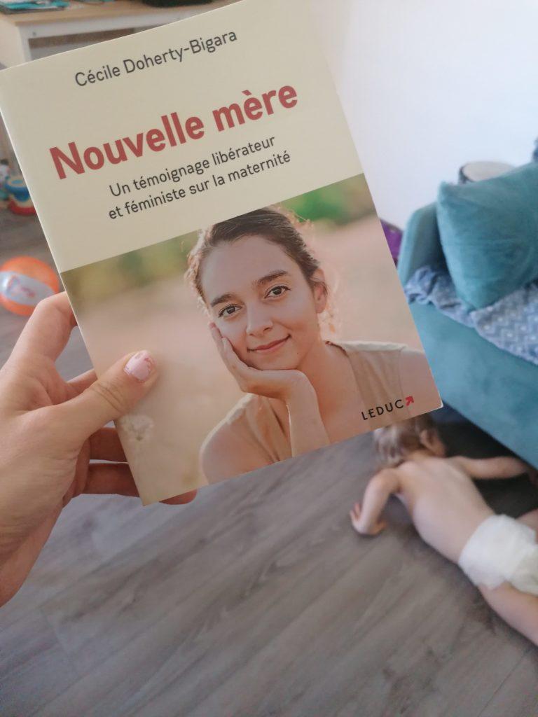 livre maternité nouvelle mère avis lecture