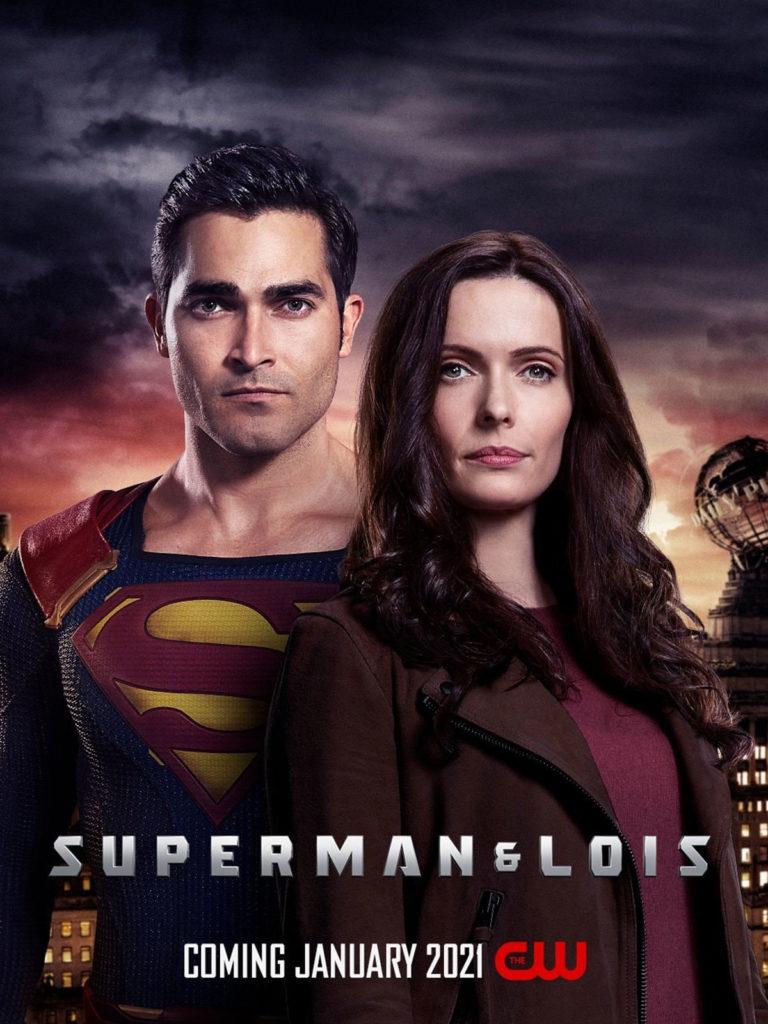 série superman et lois