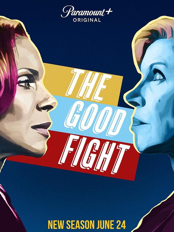 série tv the good fight